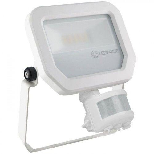 Naświetlacz LED LEDVANCE FLOODLIGHT 10W - 3000K biały z czujnikiem ruchu