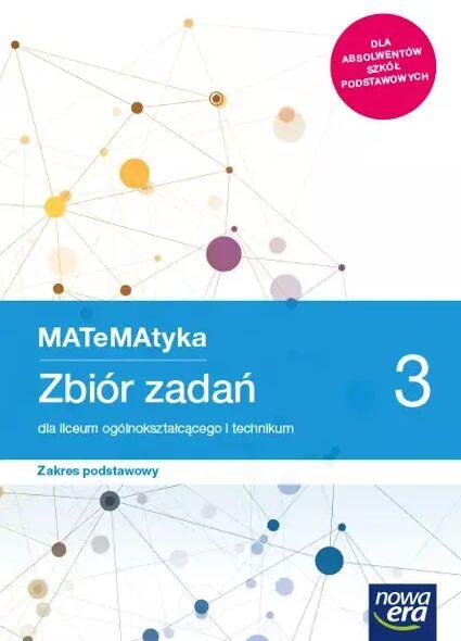 Nowe matematyka zbiór zadań klasa 3 liceum i technikum zakres podstawowy - Jerzy Janowicz