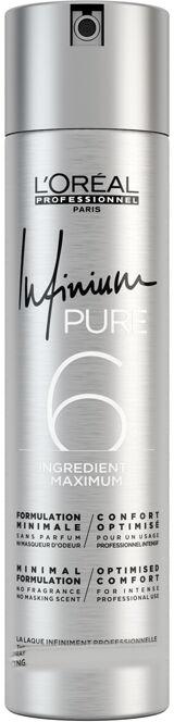 Loreal Infinium Pure Extra Strong 6 lakier do włosów bezzapachowy 500ml