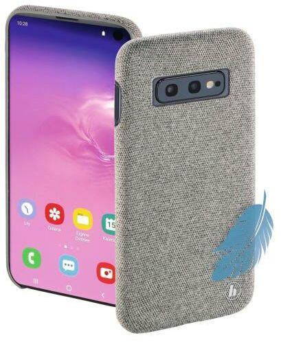 Hama Cozy Cover Samsung Galaxy S10e (jasno-szary)