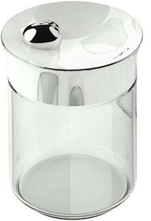 Casa bugatti - acqua - pojemnik 1,0 l z pokrywką - 1,00 l