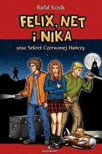 Felix, Net i Nika oraz Sekret Czerwonej Hańczy Tom 12 - Rafał Kosik