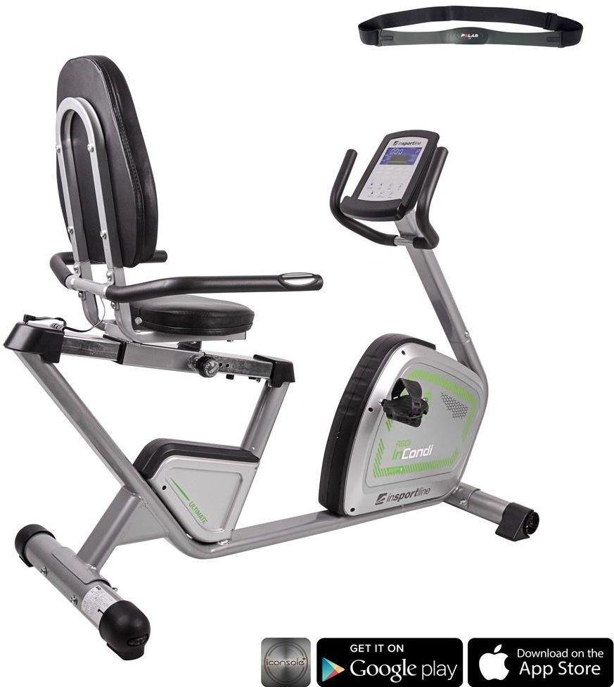 Rower poziomy R60i - Insportline