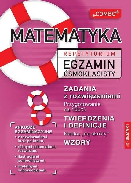 Matematyka repetytorium. Egzamin ósmoklasisty - Opracowanie zbiorowe