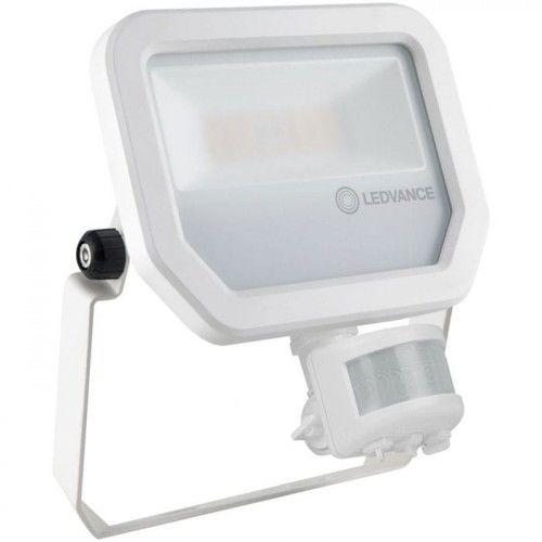 Naświetlacz LED LEDVANCE FLOODLIGHT 20W - 3000K biały z czujnikiem ruchu