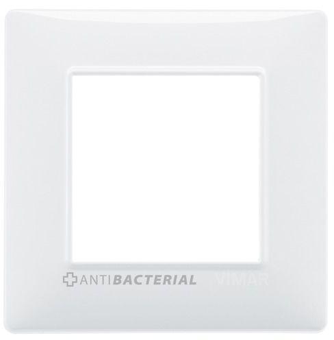 Ramka antybakteryjna 2M biała