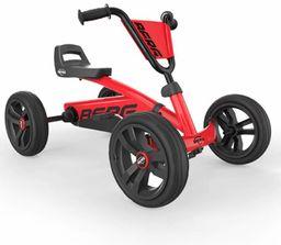 BERG Pedał-gokart Buzzy Red pojazd dziecięcy, do pedałowania, bezpieczeństwo i stabilność, zabawka dla dzieci w wieku 2-5 lat