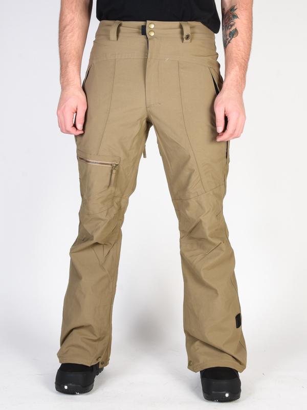 Cappel Calling 10/8 Saddle męskie spodnie narciarskie softshell - L