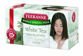 Herbata biała TEEKANNE White Tea, kopertowana, 20 torebek /32931/