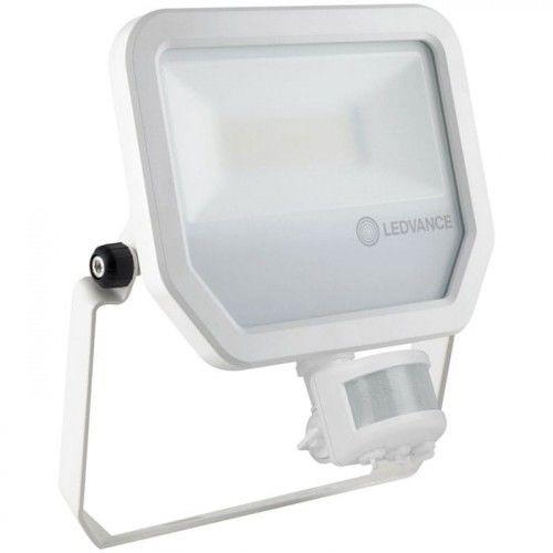 Naświetlacz LED LEDVANCE FLOODLIGHT 50W - 3000K biały z czujnikiem ruchu