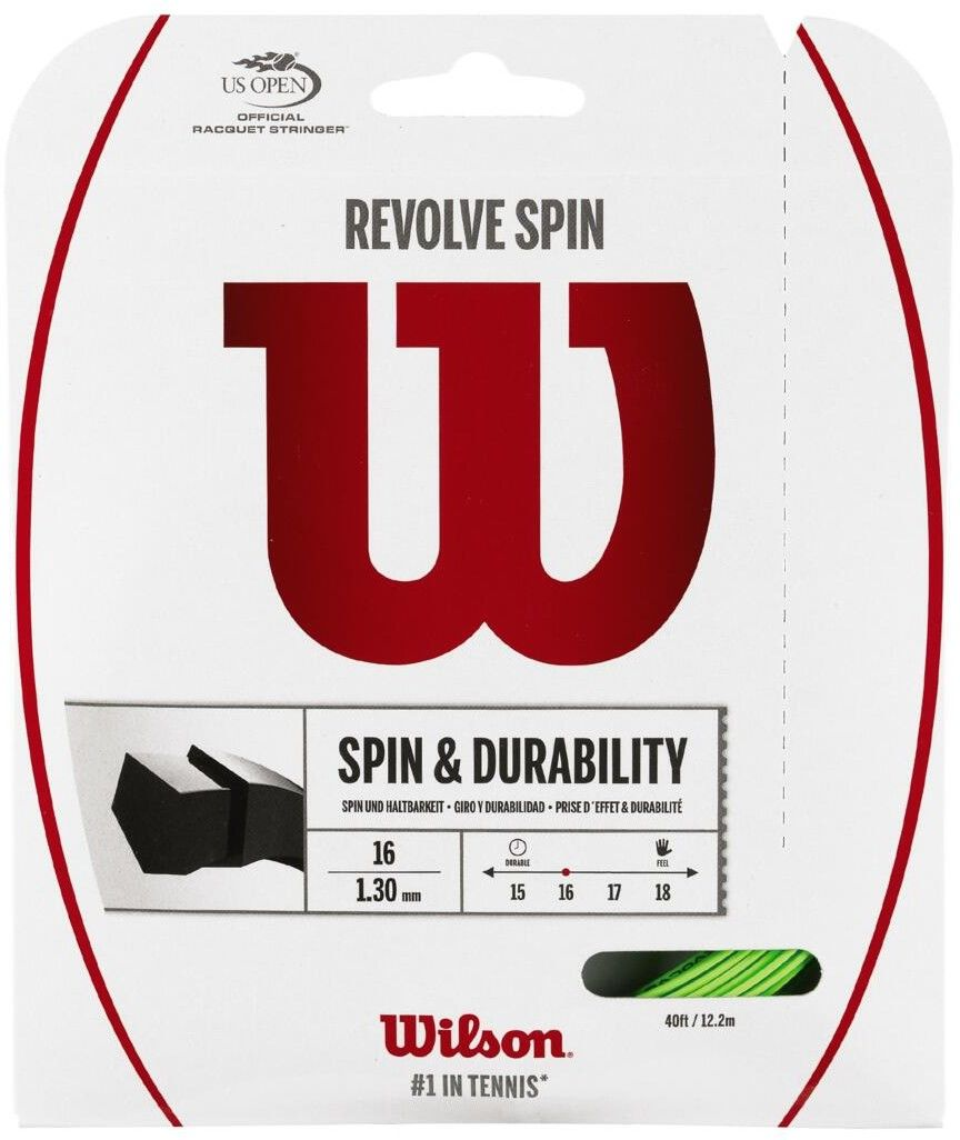 Wilson Revolve Spin (12,2m) - green WRZ956800