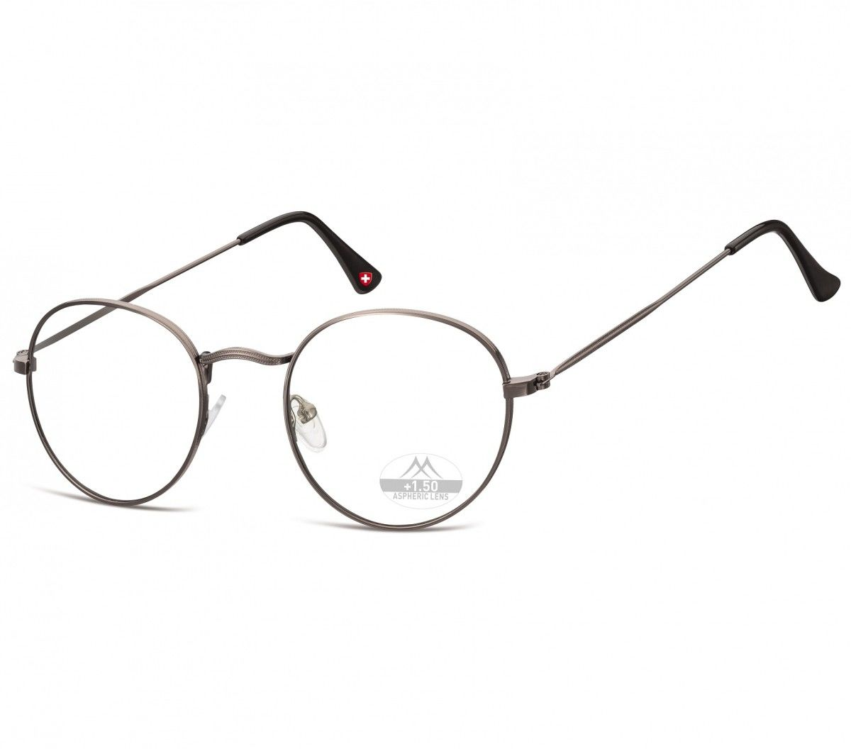 Okulary do Czytania Lenonki asferyczne Montana HMR54 moc: +3,5