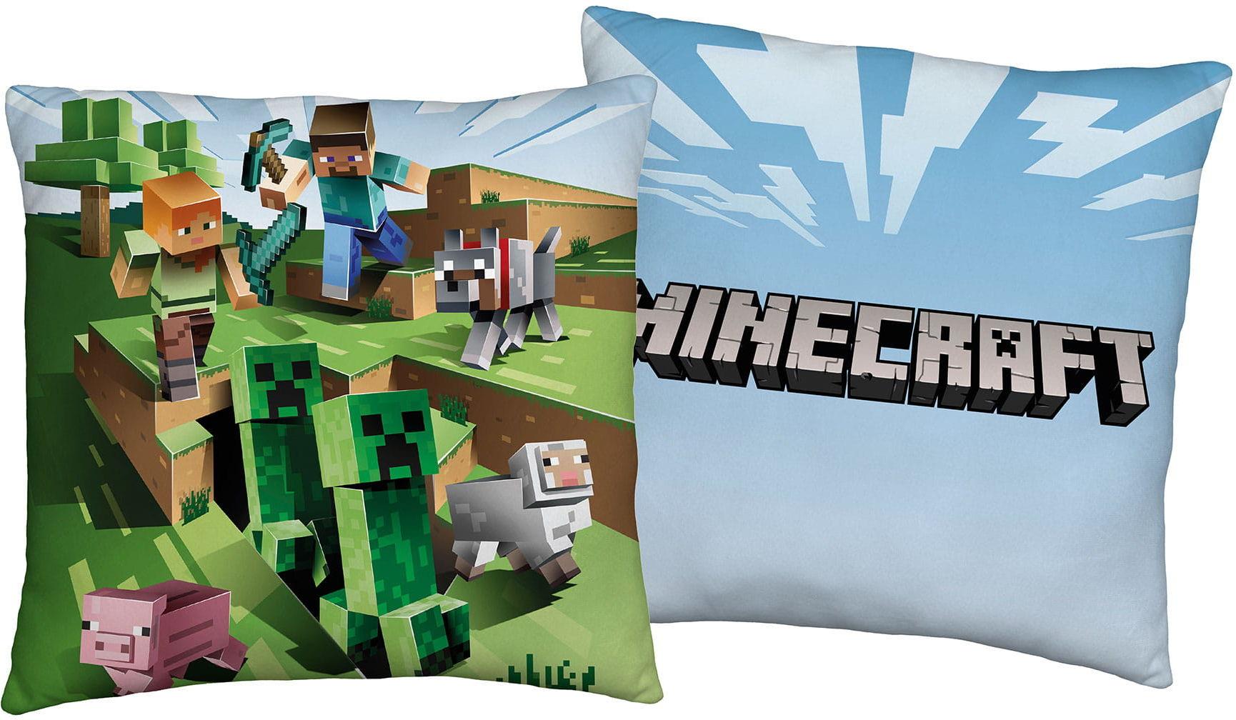 Poduszka 40x40 Minecraft