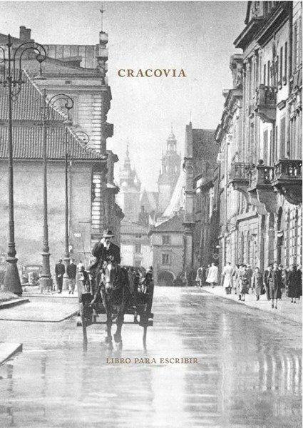 Kraków w. hiszpańska. Książka do pisania - Tomasz Fiałkowski, Elżbieta Jogałła, Xavier Fare