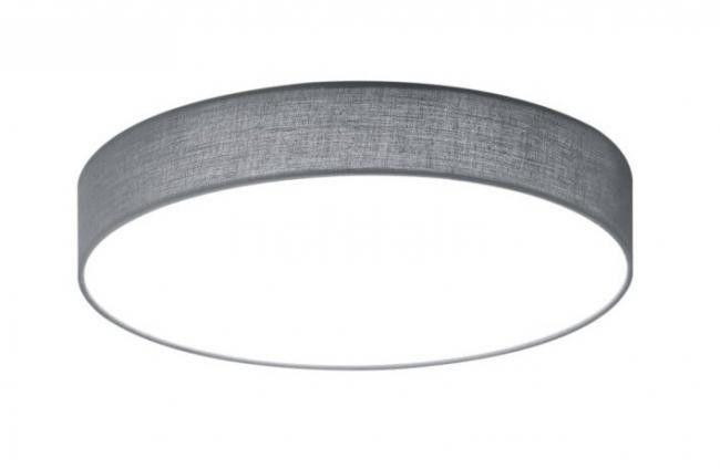 Lugano D30 LED plafon 1-punktowy szary 621911211