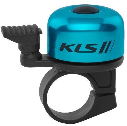 Dzwonek Kellys Bang 10 niebieski