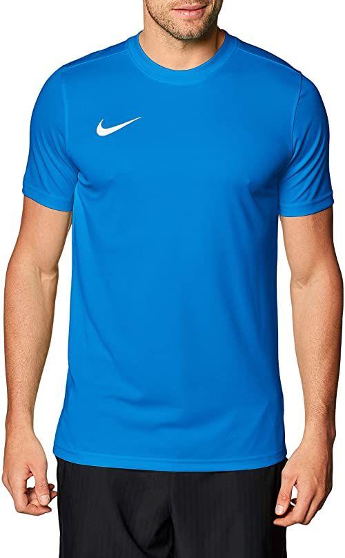 Nike Męska koszulka Dry Park Vii niebieski niebieski/biały (Royal Blue/White) XL