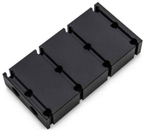EK Water Blocks EK-Scalar Quad 2-Slot - Acetal