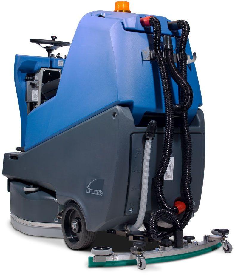 Numatic TRO 650 samojezdna maszyna czyszcząca