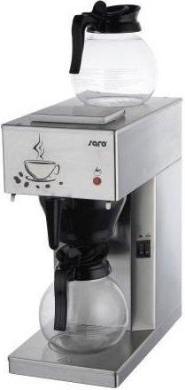 Ekspres do kawy Model ECO 2x1,8L 2000W