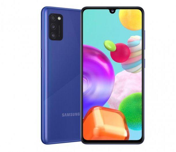 Samsung Galaxy A41 Niebieski/Blue SM-A415FZWDEUE
