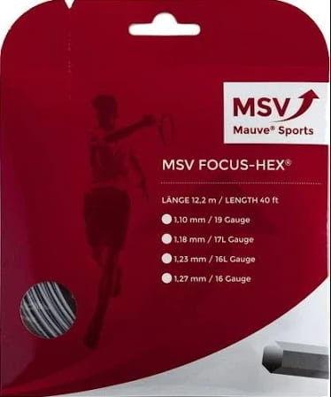 MSV FOCUS HEX (12,2M) - SILVER FH-SET-SI