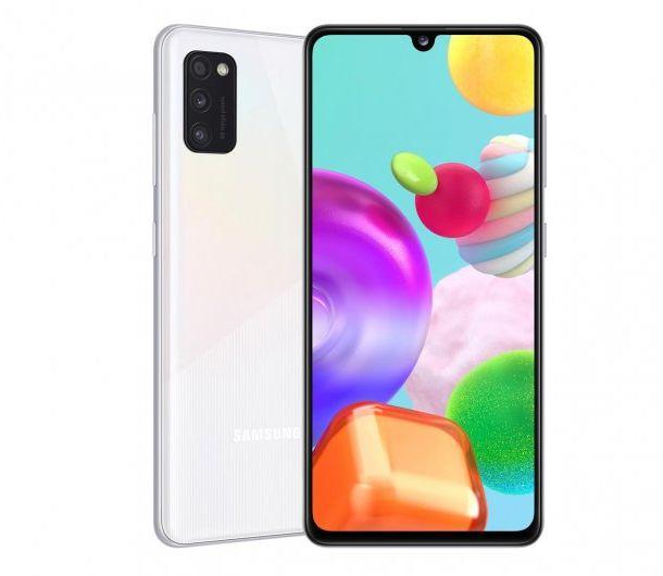 Samsung Galaxy A41 Biały/White SM-A415FZBDEUE
