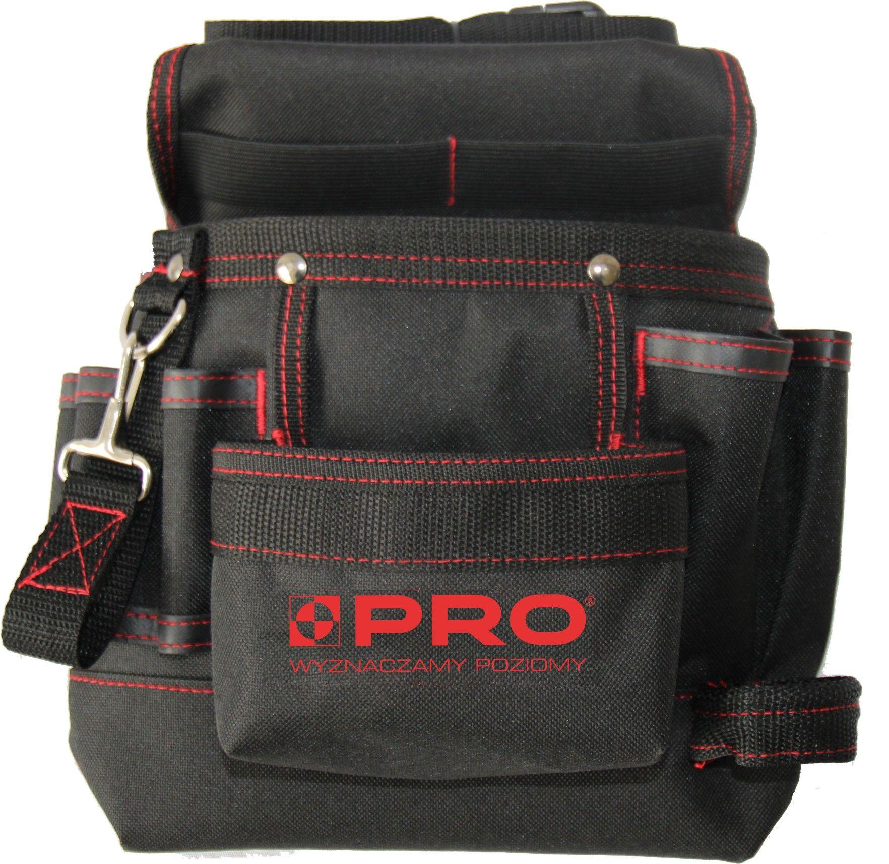 Pas narzędziowy 7 kieszeni PRO (OR-7P-P6)