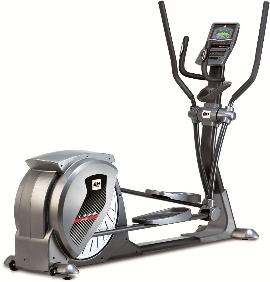 Orbitrek Elektromagnetyczny Khronos Generator G260 BH Fitness