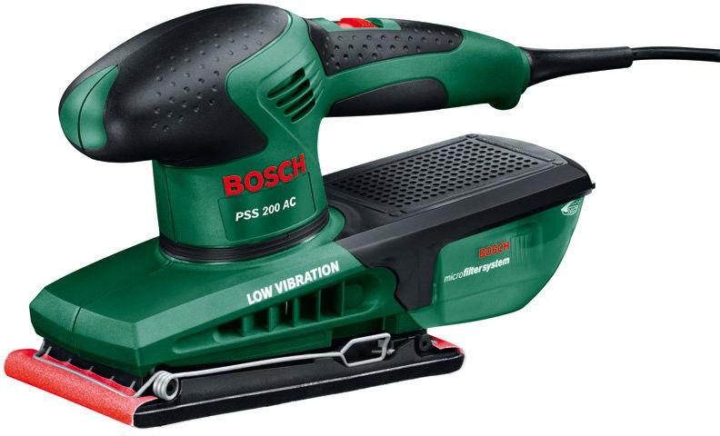 Szlifierka Bosch PSS 200