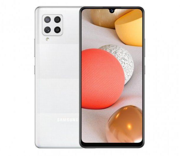 Samsung Galaxy A42 Biały/White SM-A426BZWDEUE