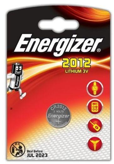 CR2012 Energizer 3.0V