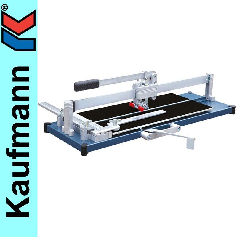 KAUFMANN maszynka do glazury TopLine PRO 630mm STAL ze wspornikiem