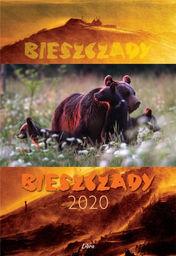 Kalendarz 2020 Bieszczady ZAKŁADKA DO KSIĄŻEK GRATIS DO KAŻDEGO ZAMÓWIENIA