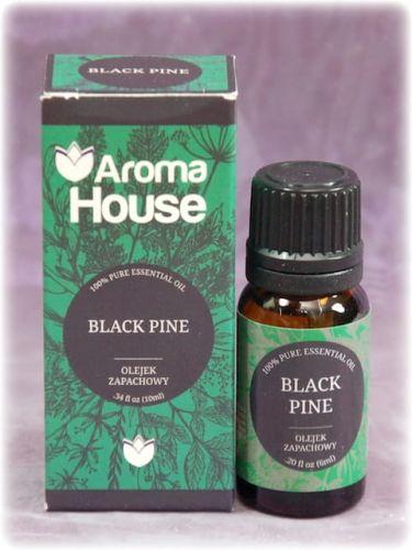 SOSNA CZARNA - Olejek zapachowy Aroma House 10 ml