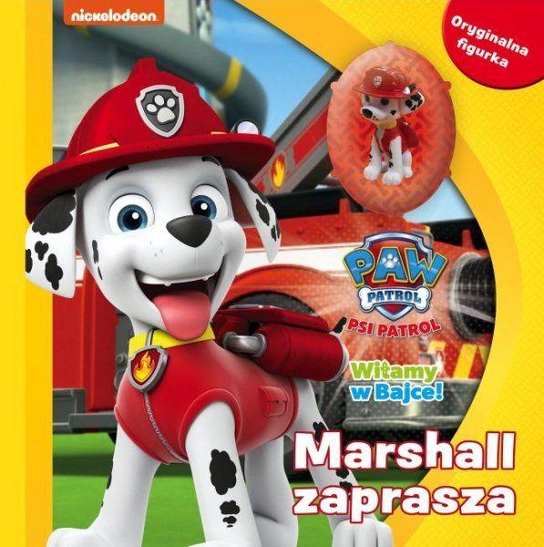 Psi Patrol Witamy w bajce! 3 Marshall zaprasza