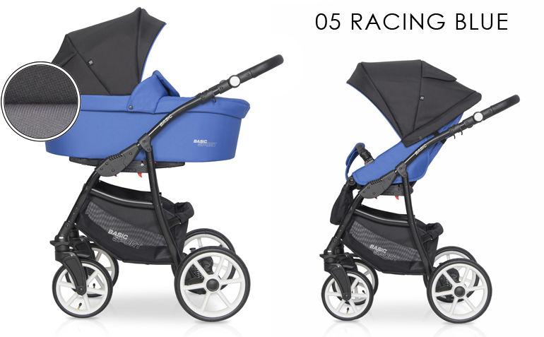 RIKO BASIC SPORT 3w1 DARMOWA DOSTAWA! ODBIÓR OSOBISTY! RABATY! - 05 Racing Blue