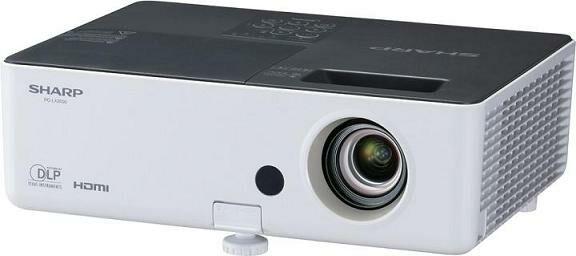 Projektor Sharp PG-LW3000+ UCHWYTorazKABEL HDMI GRATIS !!! MOŻLIWOŚĆ NEGOCJACJI  Odbiór Salon WA-WA lub Kurier 24H. Zadzwoń i Zamów: 888-111-321 !!!