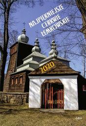 Kalendarz Najpiękniejsze cerkwie łemkowskie 2020 ZAKŁADKA DO KSIĄŻEK GRATIS DO KAŻDEGO ZAMÓWIENIA