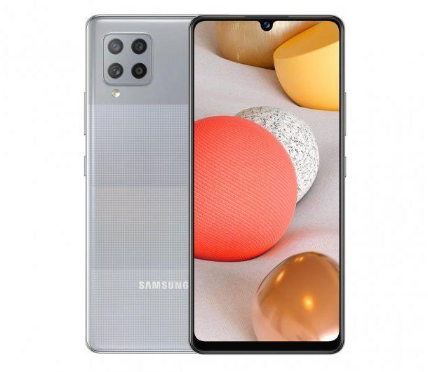 Samsung Galaxy A42 Szary/Gray SM-A426BZADEUE