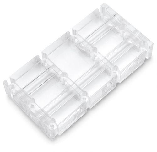 EK Water Blocks EK Scalar Quad 2-Slot - akryl
