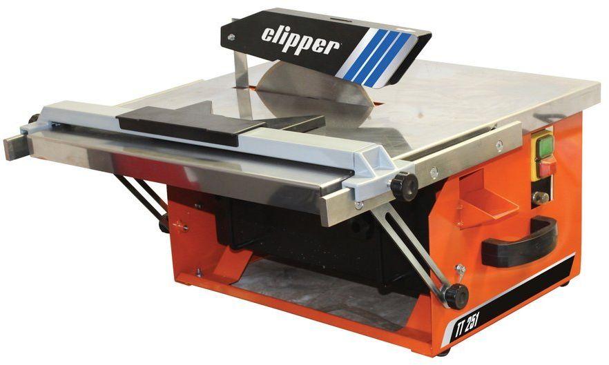 NORTON CLIPPER TT251 PIŁA PILARKA PRZECINARKA DO GRESU CERAMIKI GLAZURY PŁYTEK BUDOWLANA + WALIZKA OFICJALNY DYSTRYBUTOR - AUTORYZOWANY DEALER NORTON CLIPPER