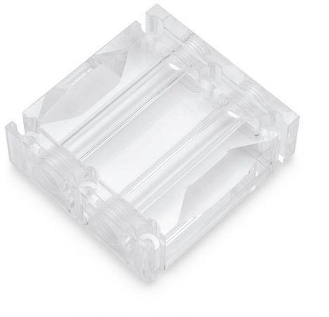 EK Water Blocks EK Scalar Dual 3-Slot - akryl