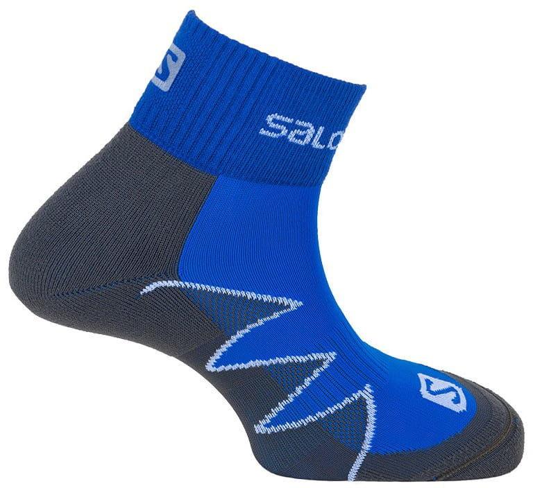 Skarpety Salomon Citytrail Grey/Blue