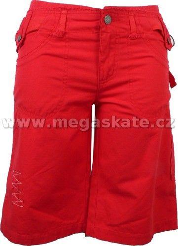 Mambo ML5915 RED kobiety spodenki płócienne - 8