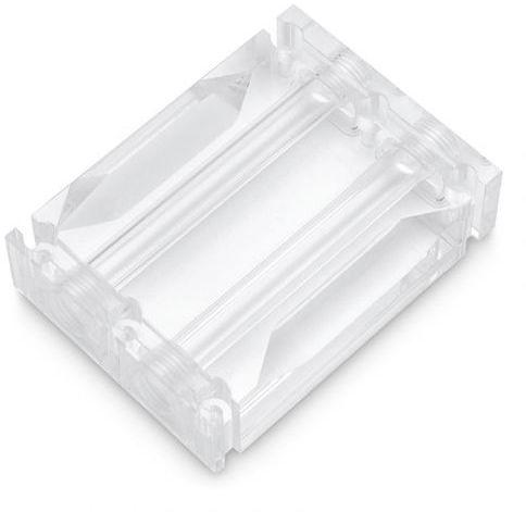 EK Water Blocks EK-Scalar Dual 4-Slot - akryl