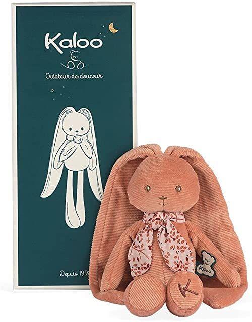 Kaloo K969941 lapinoo-terakota królik wypchane zwierząt-25 cm, rdza