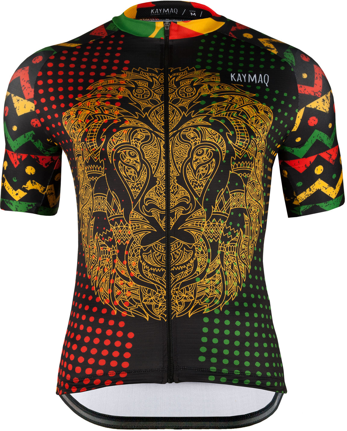KAYMAQ RACE M51 męska koszulka rowerowa z krótkim rękawem Rozmiar: L,m51_kymq_kosz