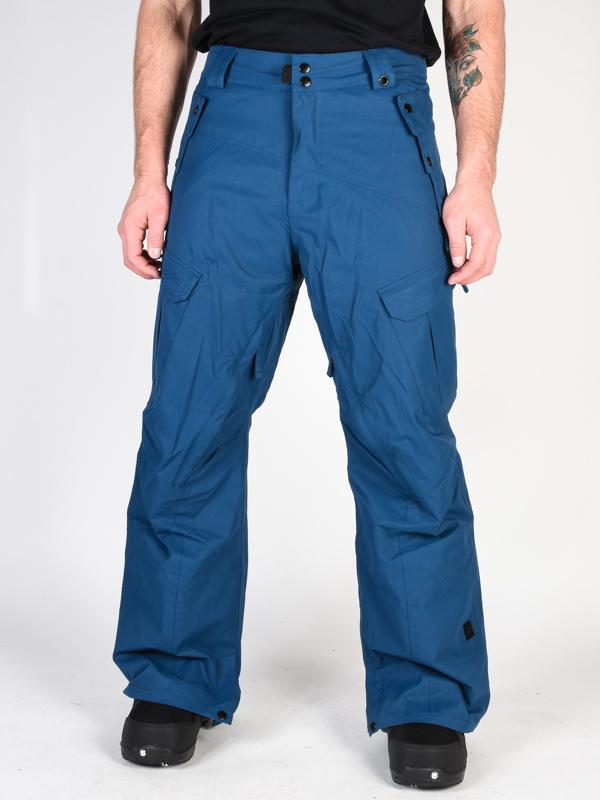 Ride Belltown ACT2 15/10 NAVY męskie spodnie narciarskie softshell - L