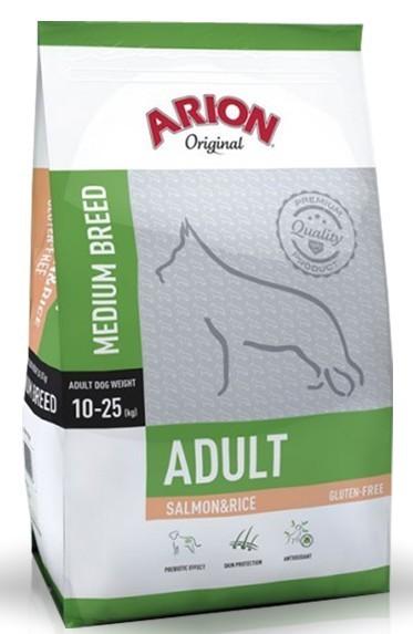 Arion Original Adult Medium Salmon & Rice 3 kg